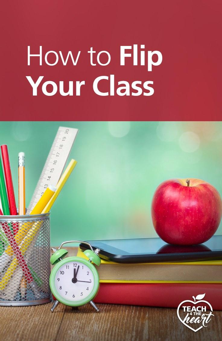 PIN Flip Your Class