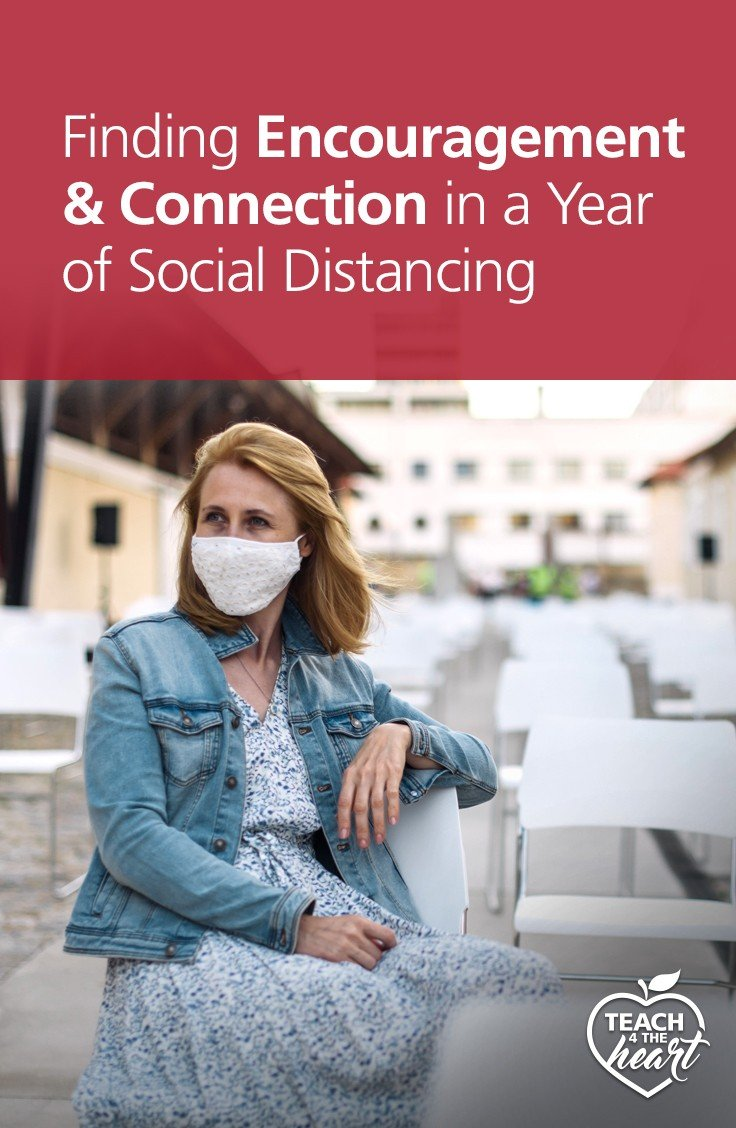 PIN Finding Encouragement & Connection in a Year of Social Distancing