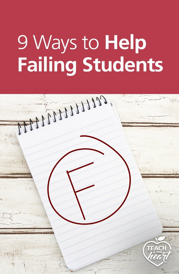 PIN 9 Ways to Help Failing Students