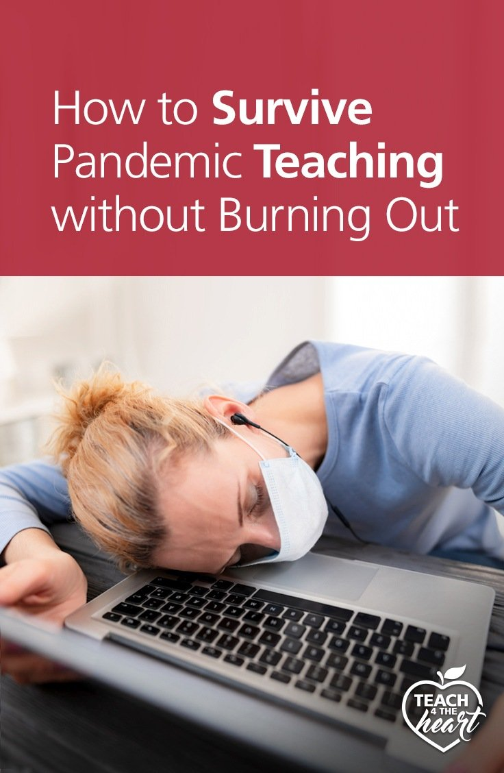 PIN How to Survive Pandemic Teaching without Burning Out