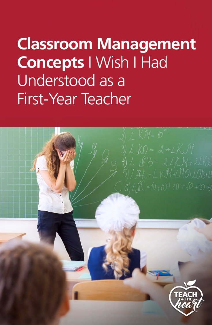 PIN Classroom Management Concepts I Wish I Had Understood as a First-Year Teacher