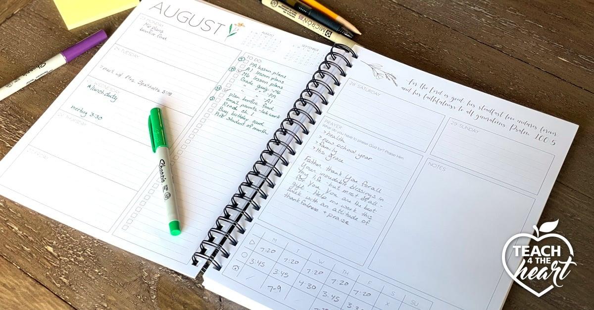 8 Planning Strategies to Keep You Balanced, Effective, & Joyful