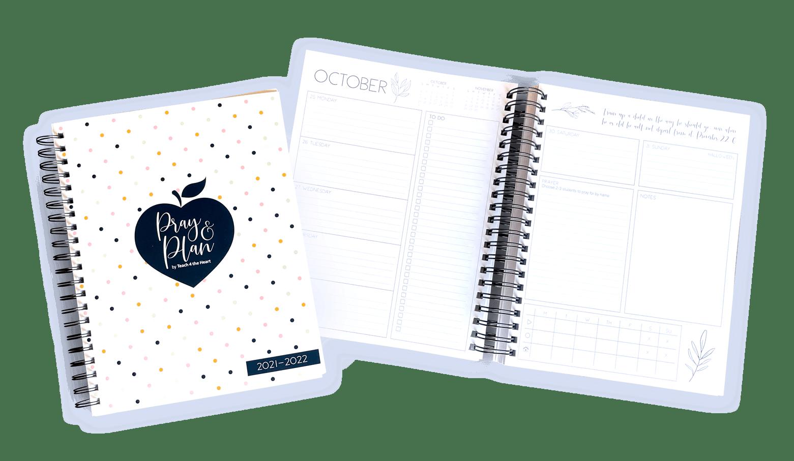 Pray & Plan Planner