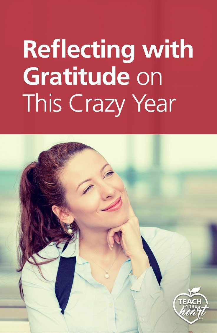 PIN Reflecting with Gratitude on This Crazy Year