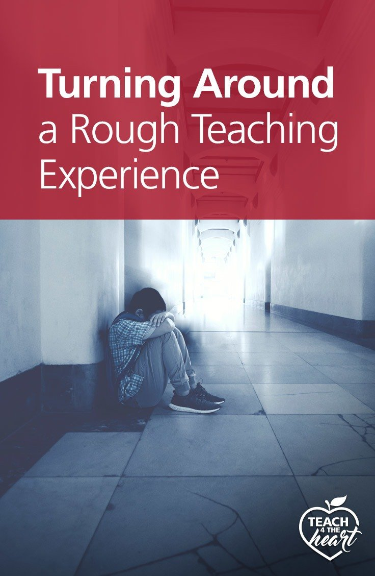PIN Turning Around a Rough Teaching Experience
