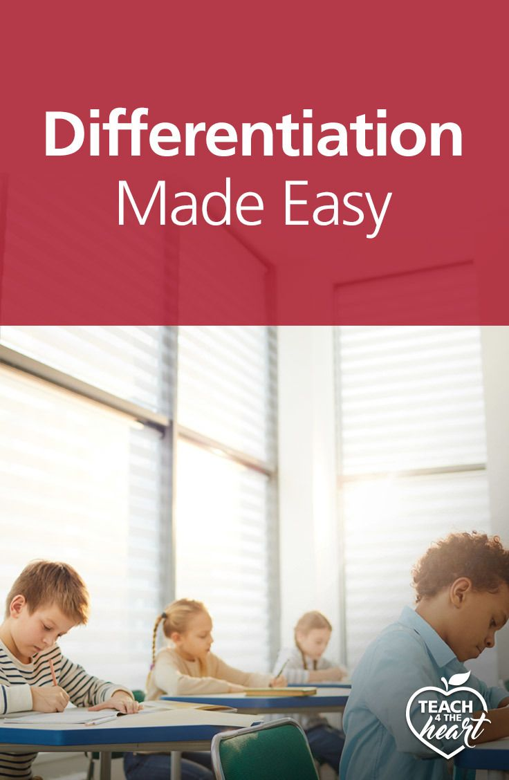 PIN Differentiation Made Easy