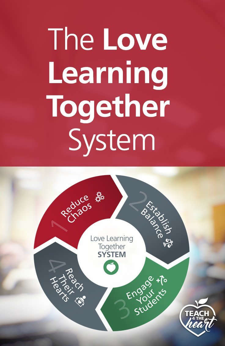 PIN The Love Learning Together System